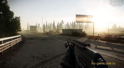 начало миссии в игре