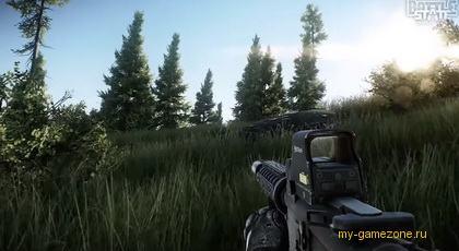 Локация в игре побег из Таркова