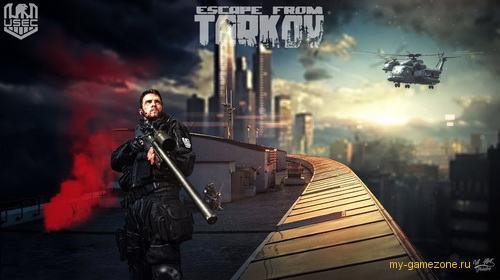 Escape from Tarkov постер