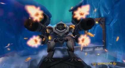 боевой арсенал персонажа