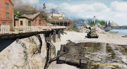Обзор обновлений танков