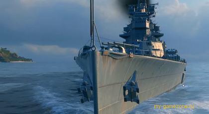 Скриншот из Warships 0614