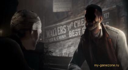 Диалог главного персонажа игры