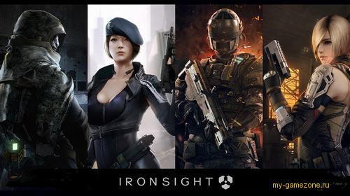 Игра Iron Sight