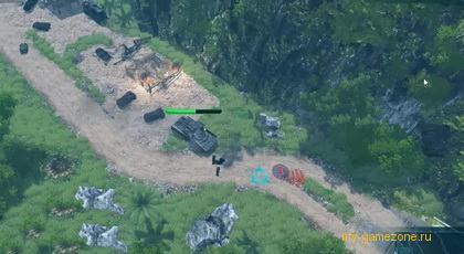 Онлайн игра Hybrid Wars