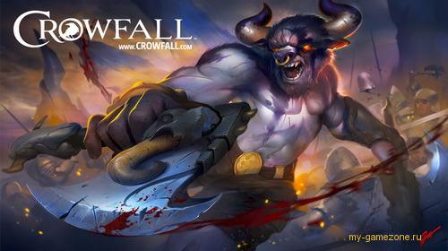 Новая игра Crowfall