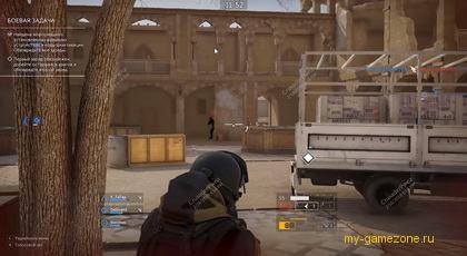 Стрельба в альфа-тесте