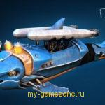 Дельфины в World of Warships