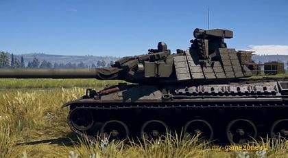 War Thunder AMX-30B2 BRENUS