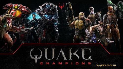 Игра Quake Champions 2018