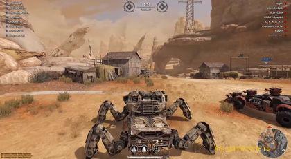 Crossout играть бесплатно онлайн