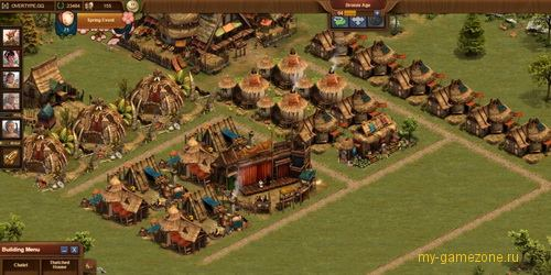 Forge of Empires постройки