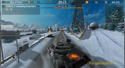 Aarmada Modern Tanks зима
