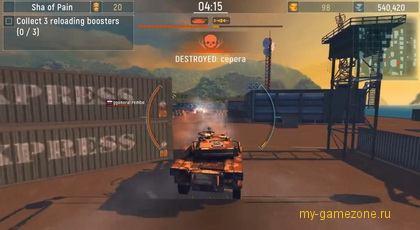 Прохождение Aarmada Modern Tanks