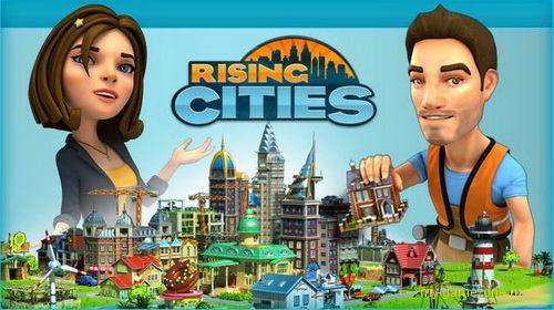 Rising Cities браузерная онлайн игра