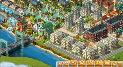 rising cities постройка города