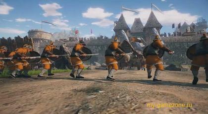 Системные требования Conqueror's Blade