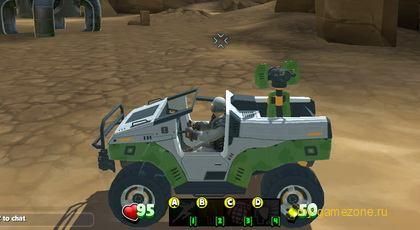 Машина в игре