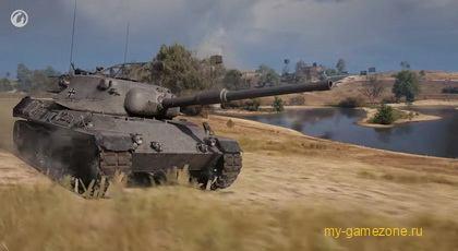 world of tanks leopard