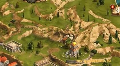 Grepolis онлайн игра