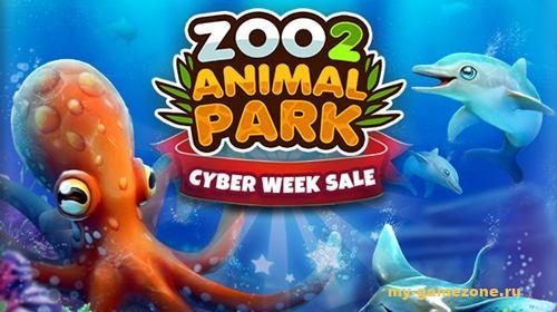 Zoo 2: Animal Park — браузерная игра