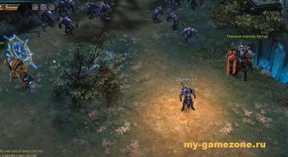 играть онлайн эхо войны